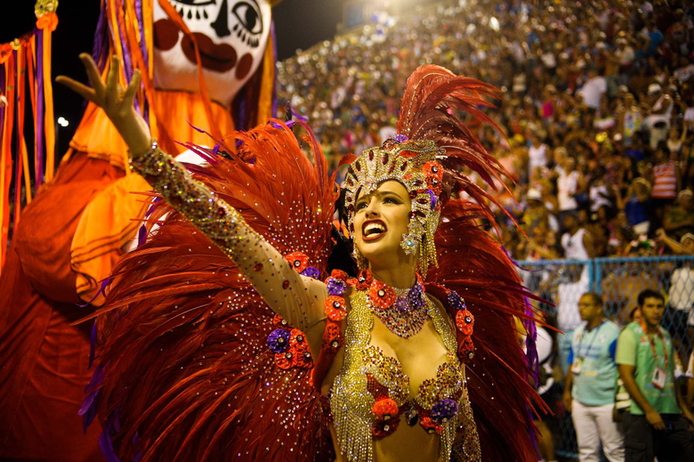 Luxury properties for rent during Carnival in Rio de Janeiro