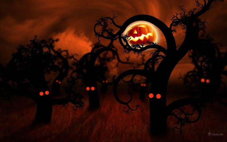 31 Spooky Halloween Desktop Wallpapers for 2014
