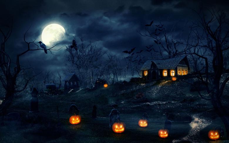 Best 51 Halloween Wallpapers on HipWallpapers