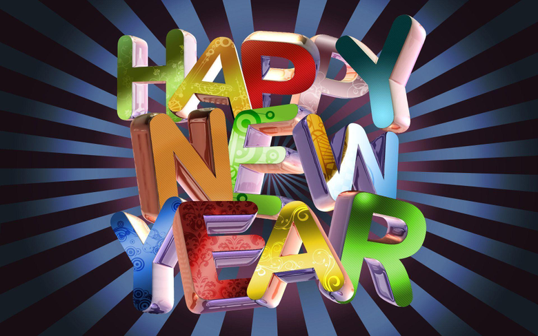 Best HD Happy New Year Wallpapers For Your Desktop PC