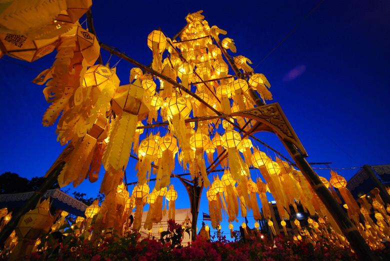 Loy Krathong Festival Phuket Thailand World Festival Directory