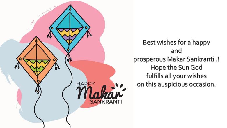 Wish You Happy Makar Sankranti Wallpapers