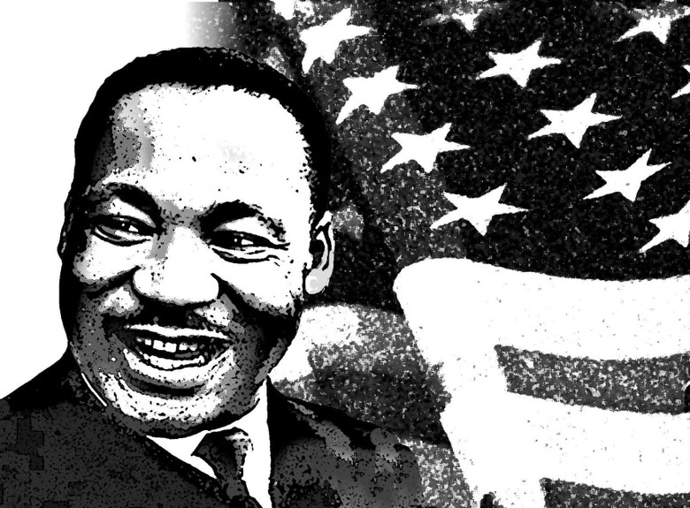 MARTIN LUTHER KING JR negro african american civil rights