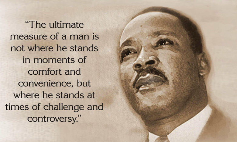 Amazing Dr Martin Luther King Jr Day