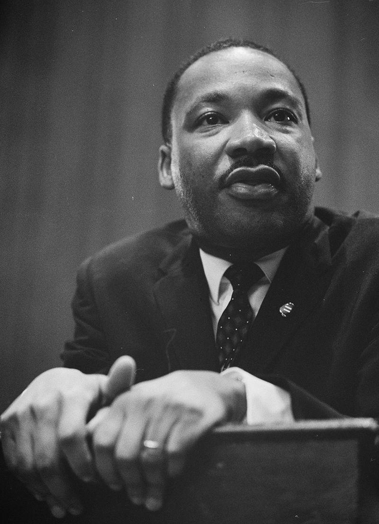 Martin Luther King Jr Day in NYC