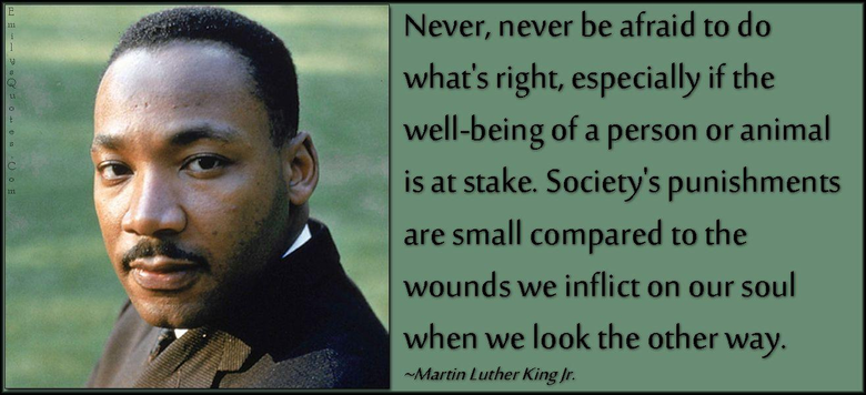 Martin Luther King day motivational Pictures with Messages Text