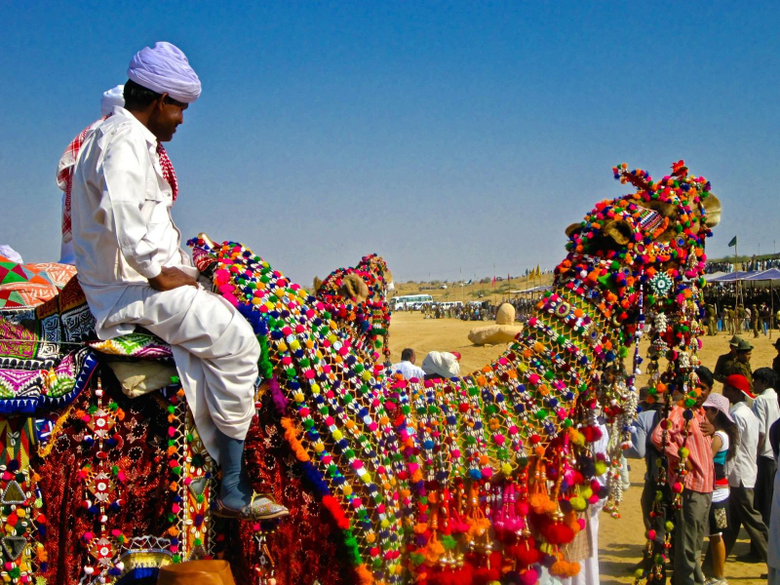 Jaisalmer Desert Festival by Rajasthan Tourism Development Corporation