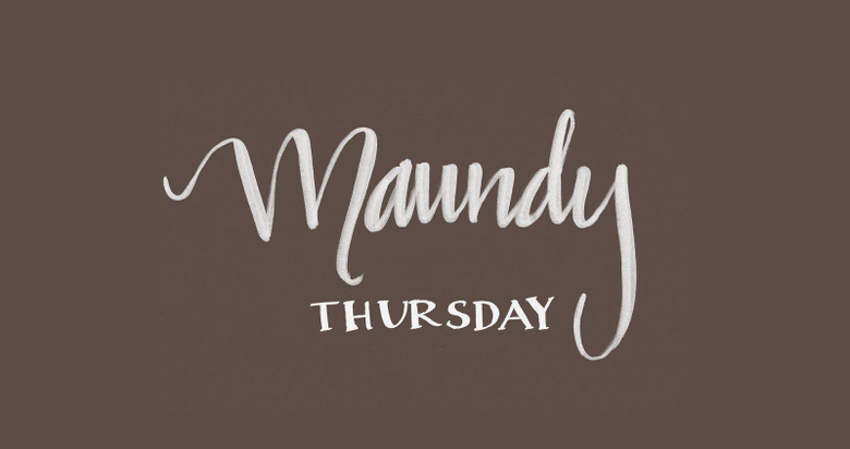 Festivals Of Life Happy Maundy Thursday 2016 SMS Image Wallpapers