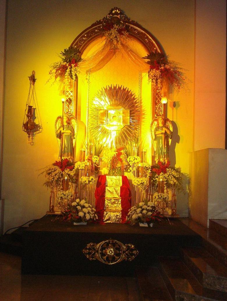 Roman Catholic Church image Altar of Repose