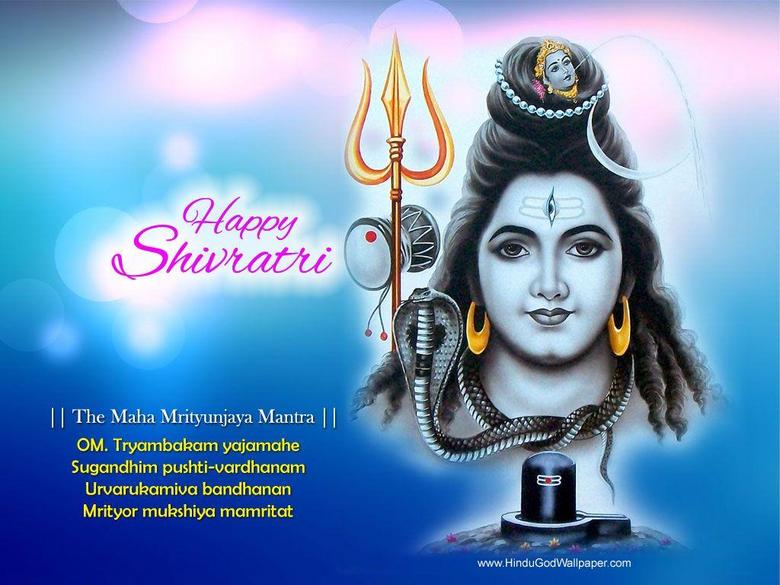 Hindus celebrate Maha Shivaratri today