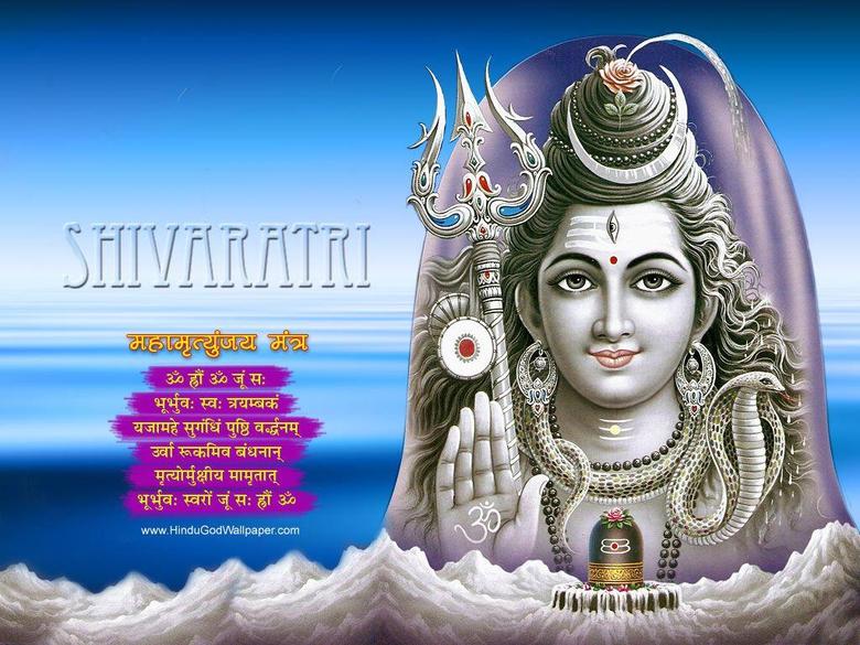 Maha Shivratri Desktop Wallpapers