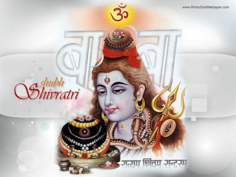 Happy Maha Shivratri Festival Wallpapers