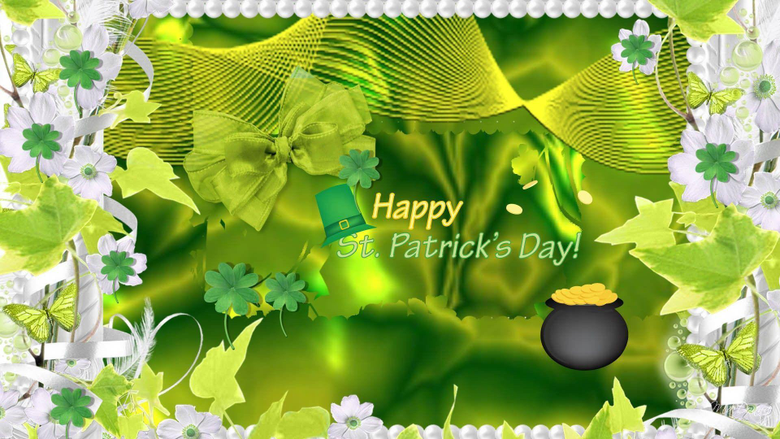 Wallpapers For Cute Animal St Patricks Day Wallpapers