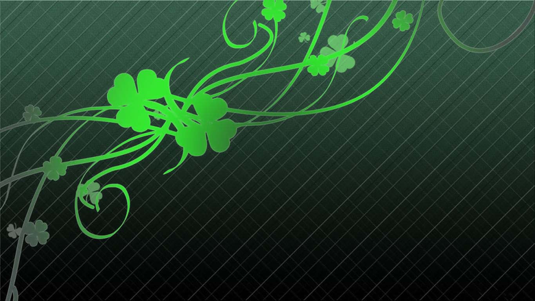 Happy St Patrick Day 2012 PowerPoint Backgrounds