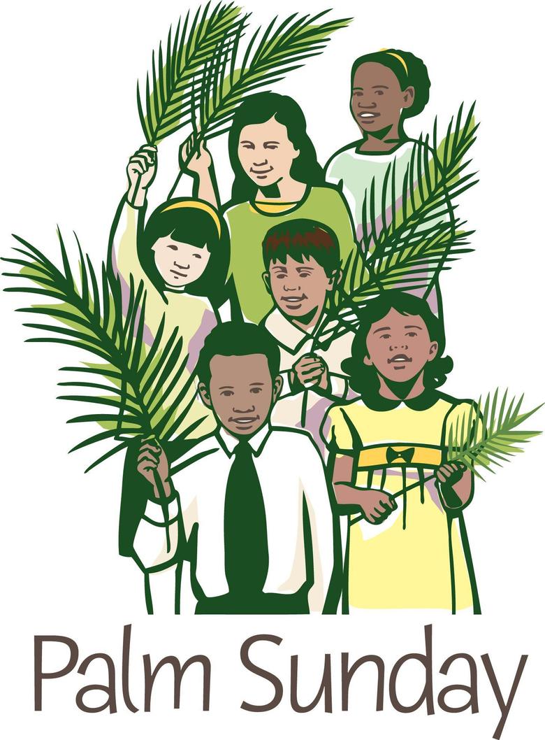 Palm Sunday Clip Art Many Interesting Clipart