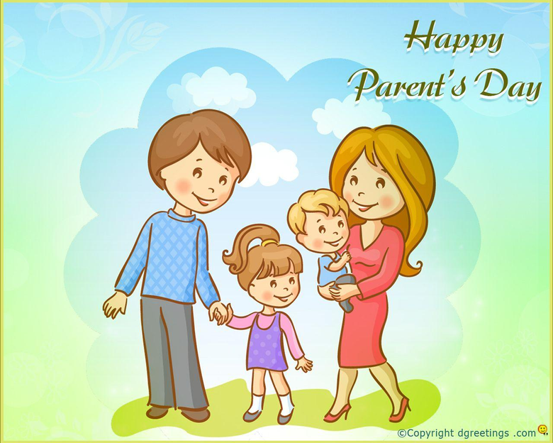 Happy parents day 2015 image Greetings Wishes Image