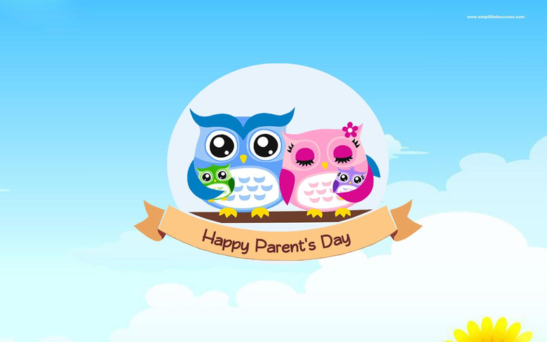 Happy Parents Day HD Wallpapers