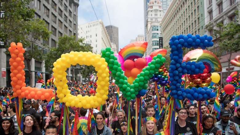 Pride Month What to know about the LGBTQ celebration