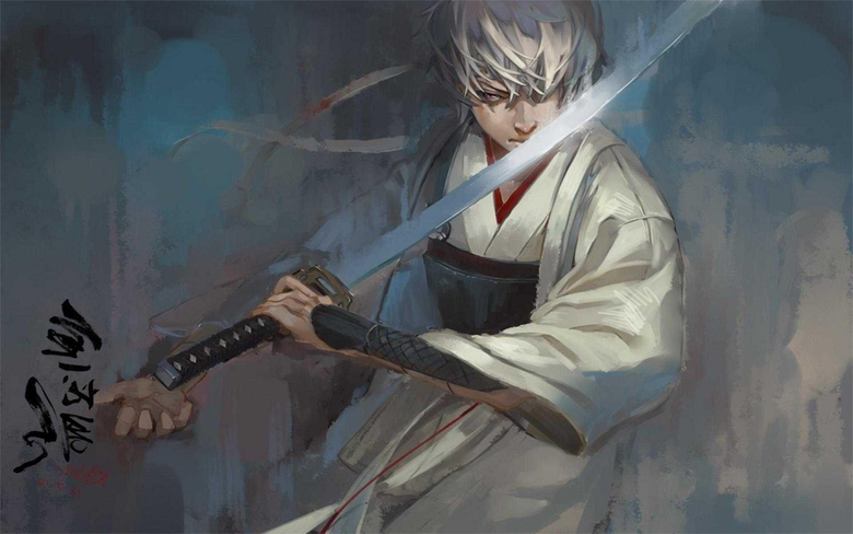 Gintama Sakata Gintoki Wallpapers HD Desktop and Mobile Backgrounds