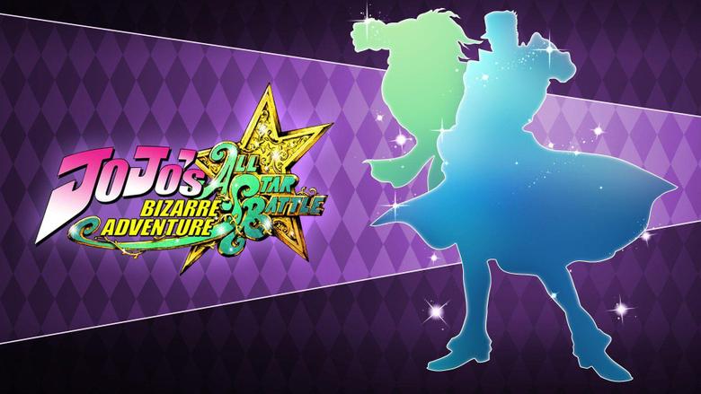 Jojo s Bizarre Adventure All Star Battle Jotaro Kujo Platinum