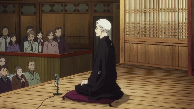 Descending Stories Shouwa Genroku Rakugo Shinjuu