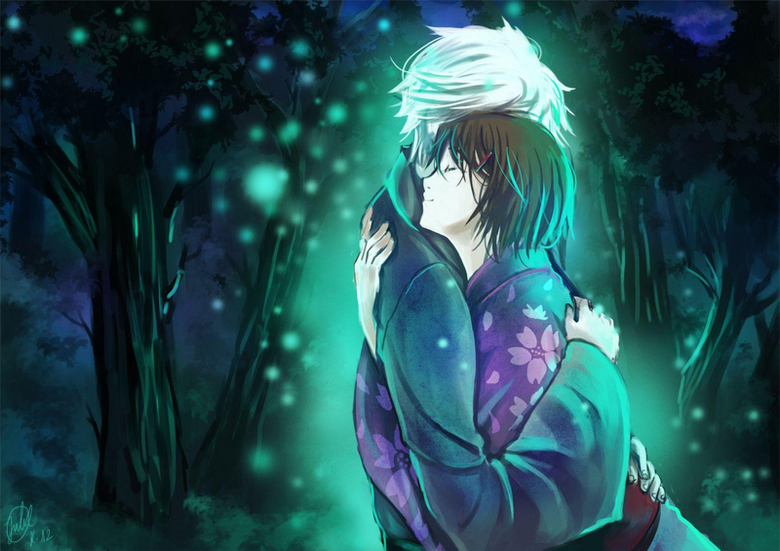 Into the Forest of Fireflies Light HD Wallpapers