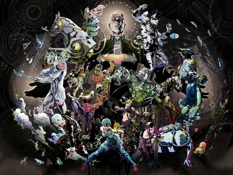 JoJos Bizarre Adventure Wallpapers