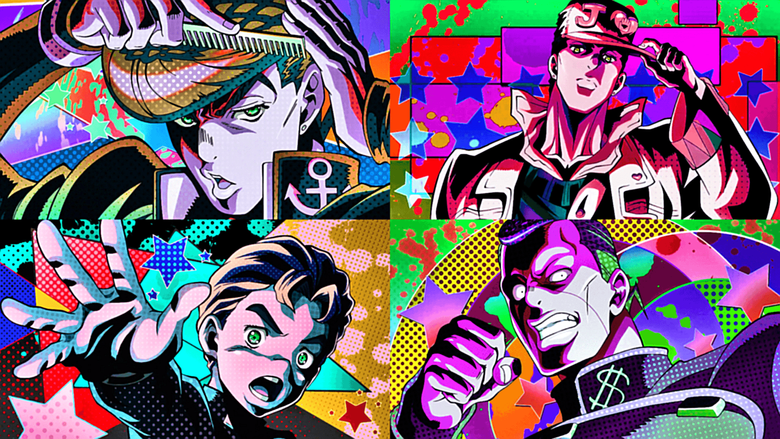 Jojo s Bizarre Adventure Full HD Wallpapers and Backgrounds