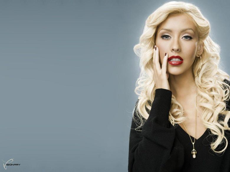 Christina Aguilera Computer Wallpapers Desktop Backgrounds