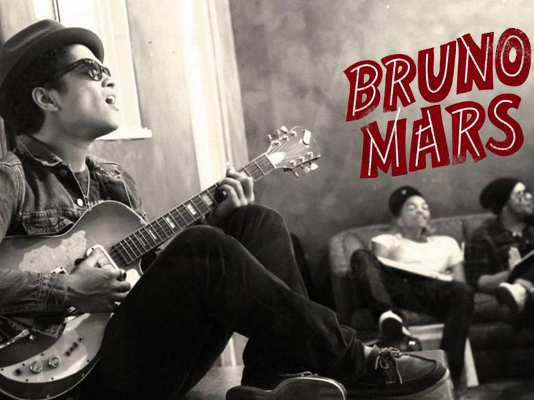 Desktop Image of Bruno Mars