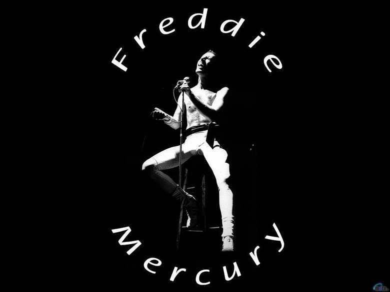 Wallpapers black singer Queen Freddie Mercury Freddie Mercury
