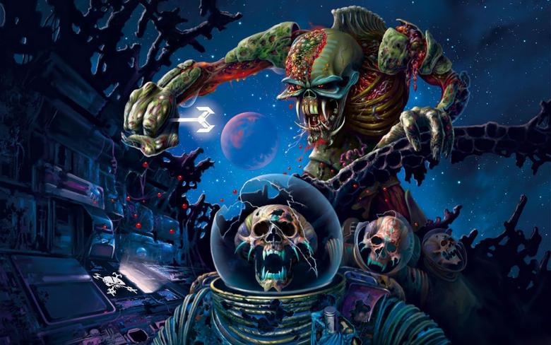 Desktop Wallpapers Celebrities Music Iron Maiden Heavy metal