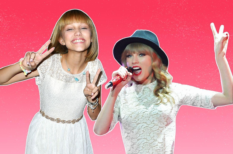 Taylor Swift Grace VanderWaal 10 Times They Were Totally
