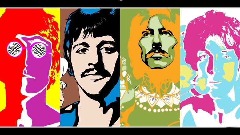 Kumpulan John Lennon The Beatles 4k Hd Wallpapers