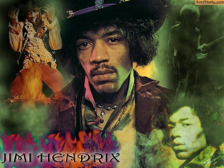 Jimi Hendrix wallpapers