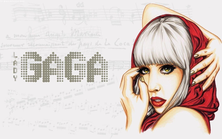 Lady gaga wallpapers by iagro wallpapers