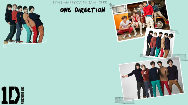 Celebrity One Direction Niall Harry Zayn Liam Louis HD