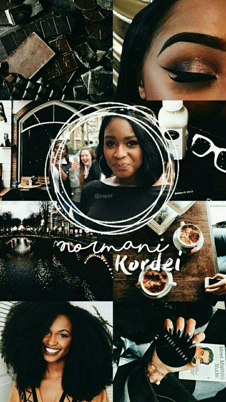 Normani Kondei Screenlock Fifth Harmony