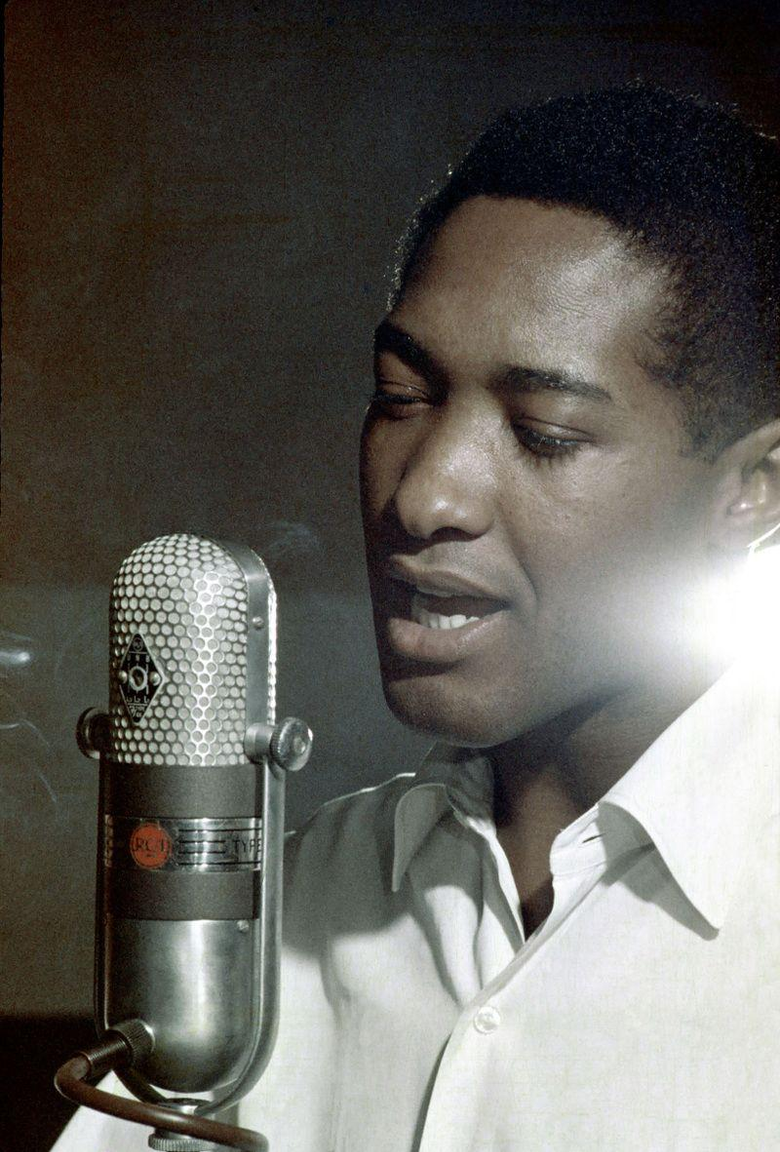 sam cooke listen to real music by black