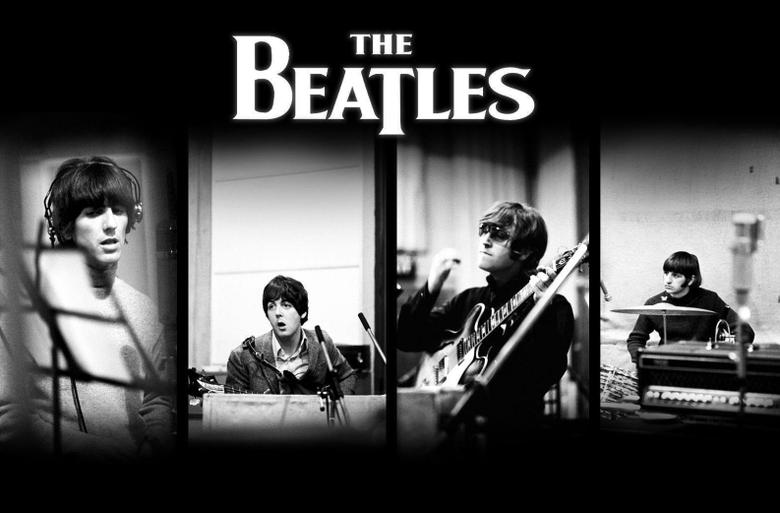 Metalpaper The Beatles Wallpapers