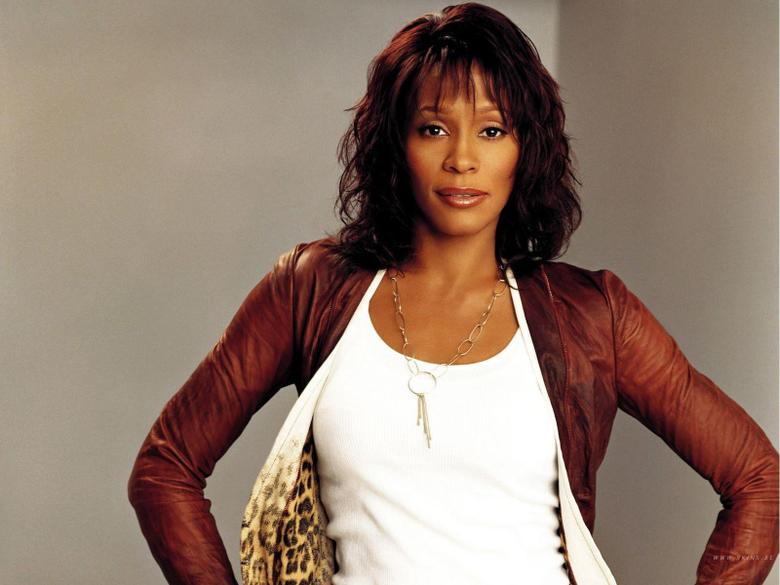 Whitney Houston HD Desktop Wallpapers