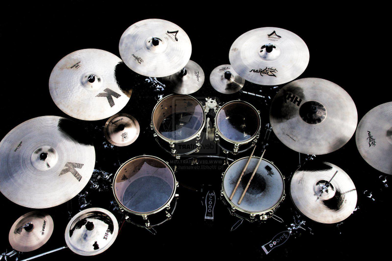 Drum Set Wallpapers