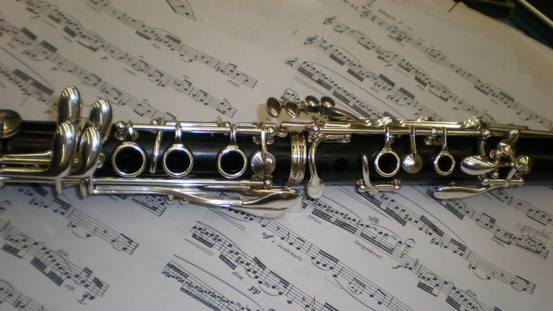 Clarinet Modern HQ Definition Wallpapers
