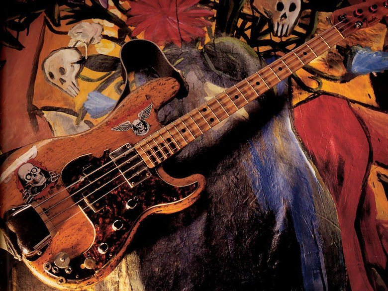 Fender Precision Bass Wallpapers