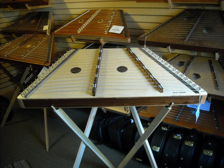 Spinet Package Avadar Sound Board Hammered Dulcimer Prussia Valley