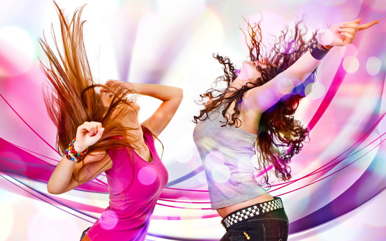 Dance to the Rythm of the Music widescreen wallpapers
