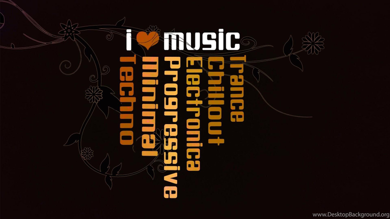 x1080 I Heart Music Wallpaper Music And Dance Wallpapers