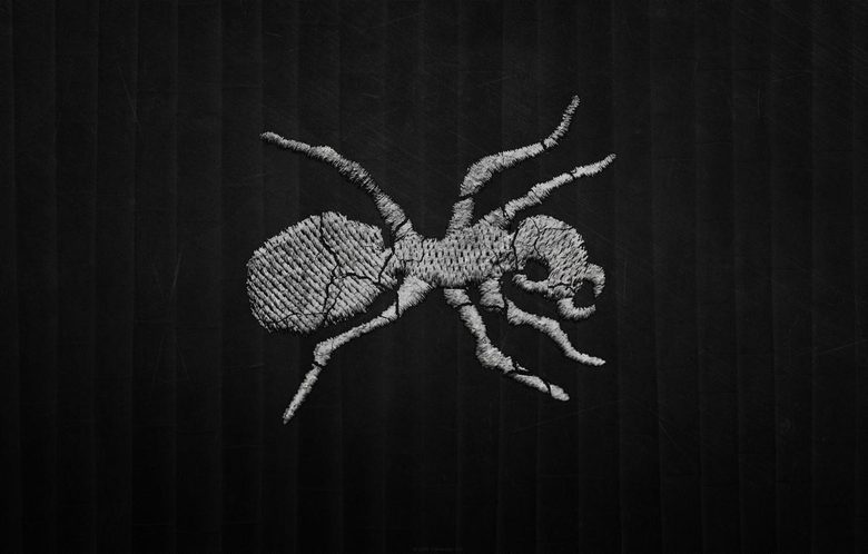 Wallpapers strip the dark background logo ant Drum and Bass