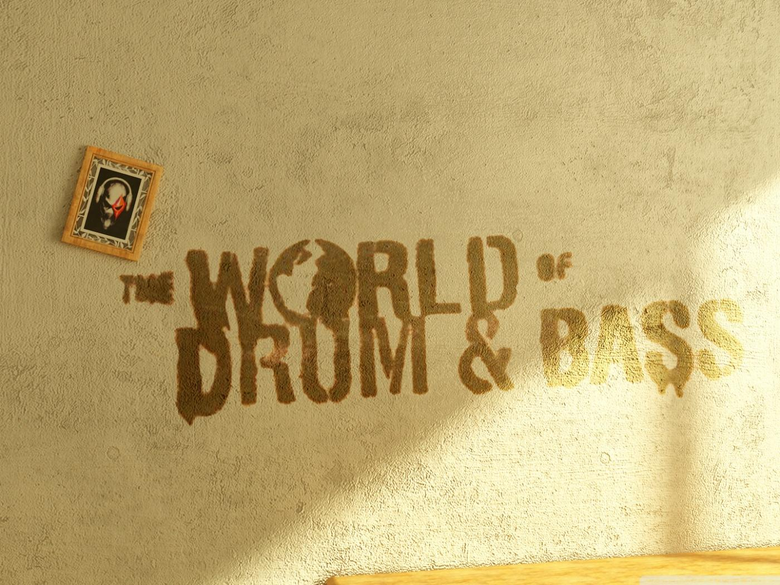 Drum And Bass Music 4K HD Desktop Wallpapers for 4K Ultra HD TV