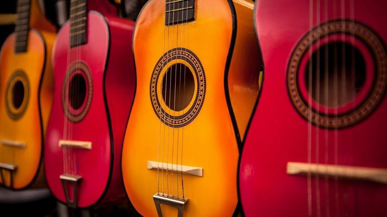 1900x1068 Guitars Instrument Music Wallpapers